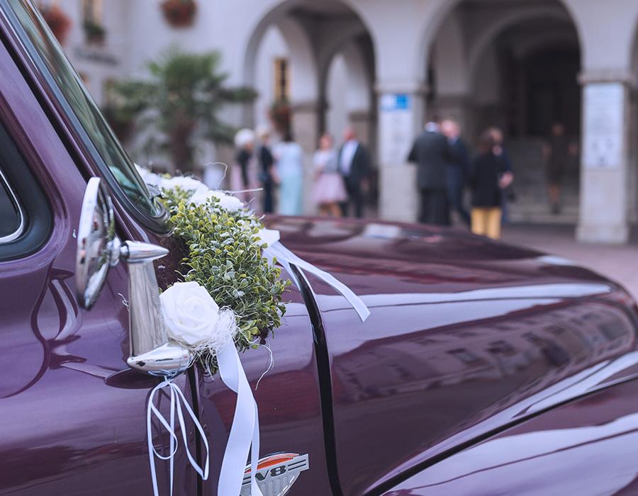 Michael Koskar - Hochzeitstag