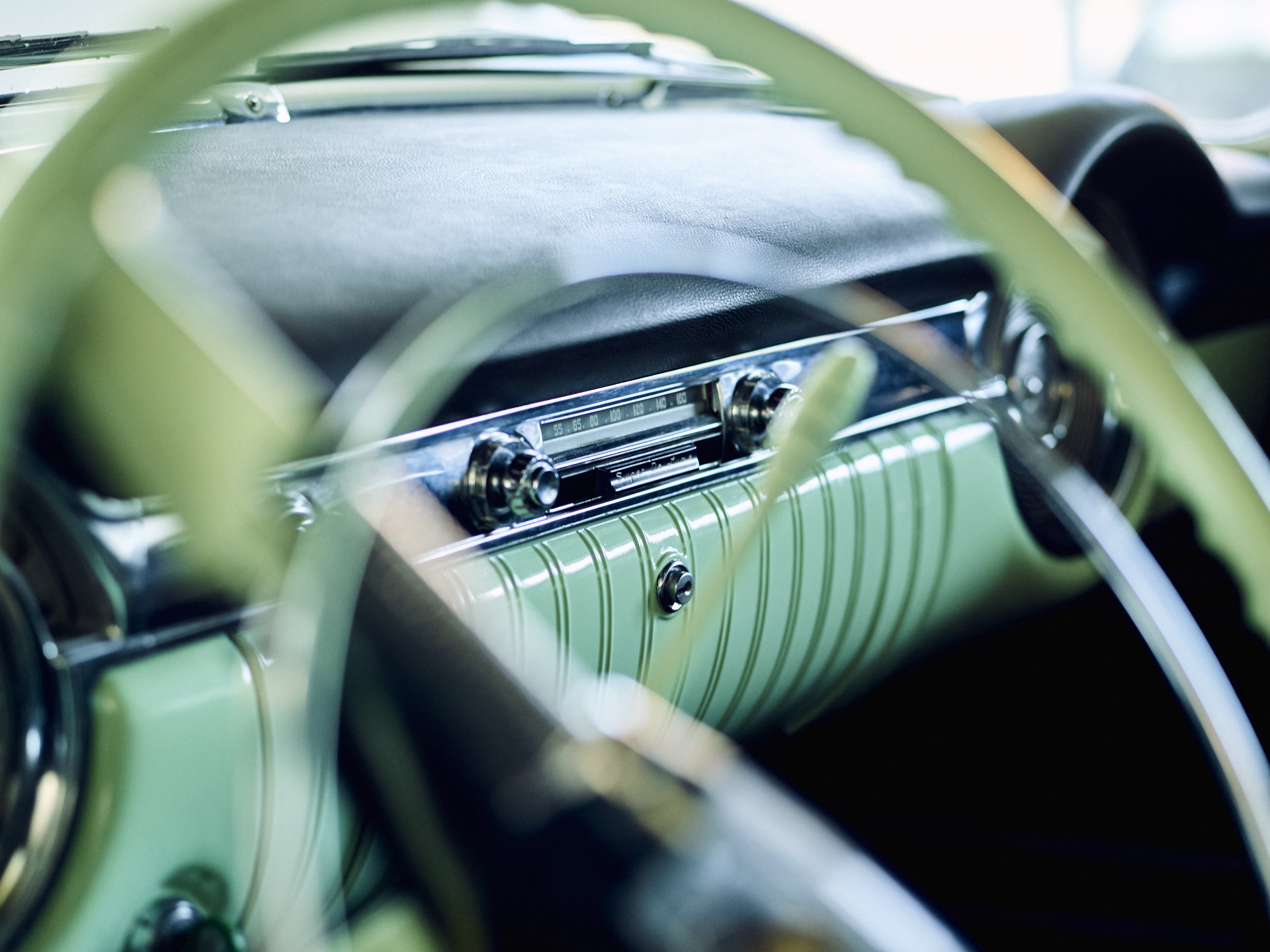 Detailansicht: Buick Nighty Eight 1954