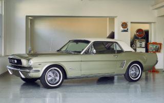 Ford Mustang V8 289