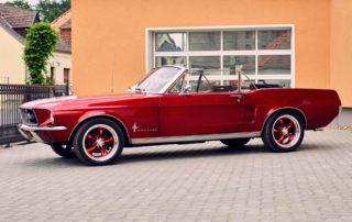 Mustang V8 Cabrio 289